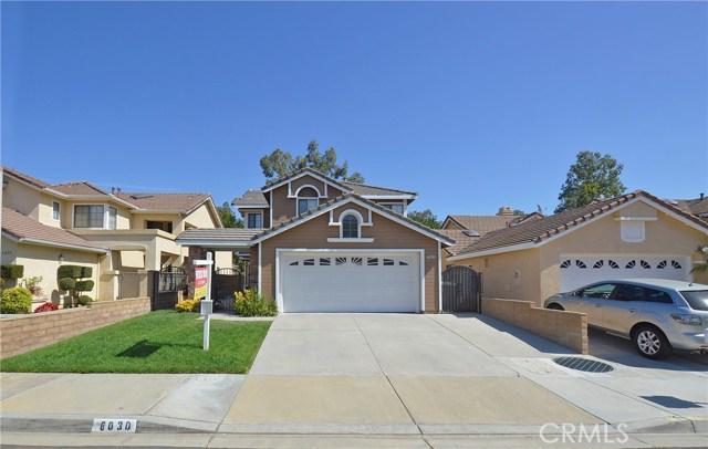 6030   Crestmont Drive , CHINO HILLS, 91709, CA