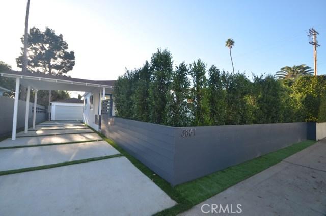 3861 Beethoven Street  Mar Vista CA 90066