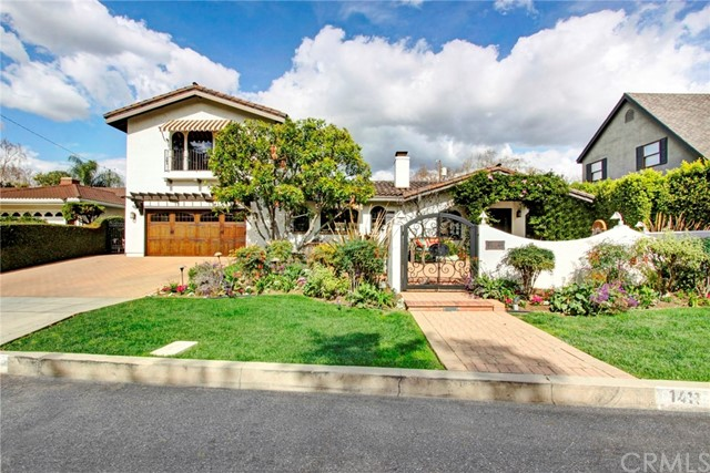 Single Family Home for Sale at 1411 W Valleyheart Drive 1411 W Valleyheart Drive Burbank, California 91506 United States