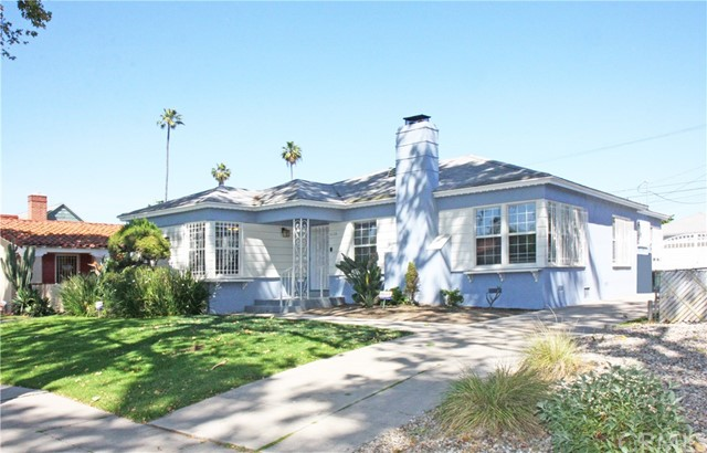 Single Family Home for Sale at 3666 Wellington Road Los Angeles, California 90016 United States