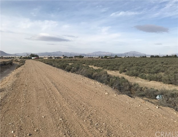 Single Family for Sale at 0 Furst (Unassigned) Lucerne Valley, California 92356 United States