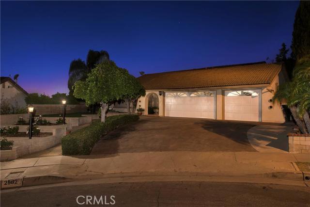 Single Family Home for Sale at 2582 North Orange Hill St 2582 Orange Hill Orange, California 92867 United States