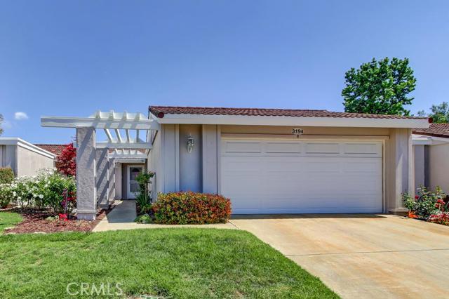 Condominium for Sale at 3194 Via Buena St # B Laguna Woods, California 92637 United States