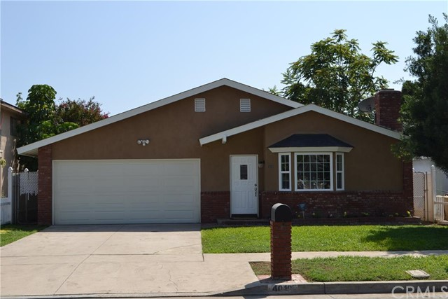 Single Family Home for Sale at 4010 Carol St Fullerton, California 92833 United States