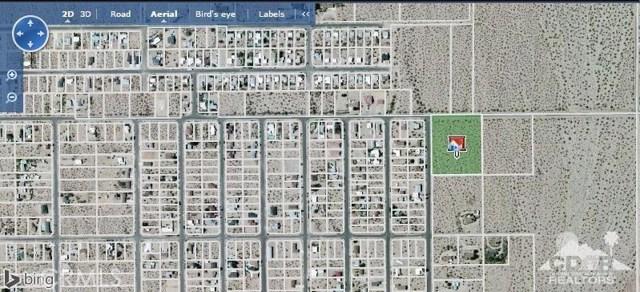 Baseline Rd, 29 Palms, CA 92277