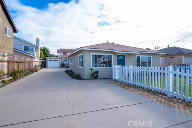 542 N 14th Street  Grover Beach CA 93433