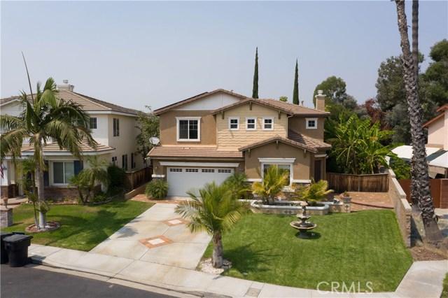 Photo of 5895 E Camino Manzano, Anaheim Hills, CA 92807