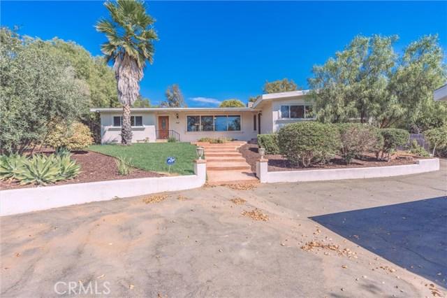 1037  Beverly Drive, Vista, California