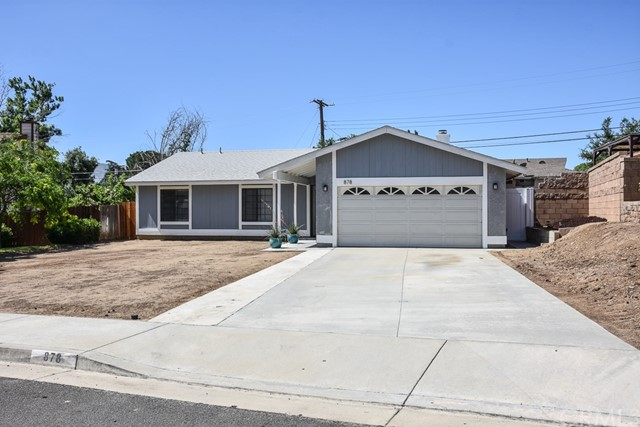 Detail Gallery Image 1 of 1 For 878 W King St, Banning,  CA 92220 - 3 Beds   2 Baths