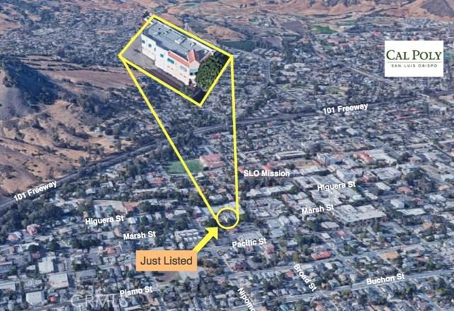 668 Marsh Street San Luis Obispo, CA 93401 - MLS #: SP18048296