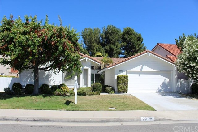 22672 Baltar Mission Viejo, CA 92691 is listed for sale as MLS Listing OC16148746