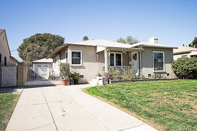 Single Family Home for Rent at 343 Mcpherrin Avenue S Monterey Park, California 91754 United States