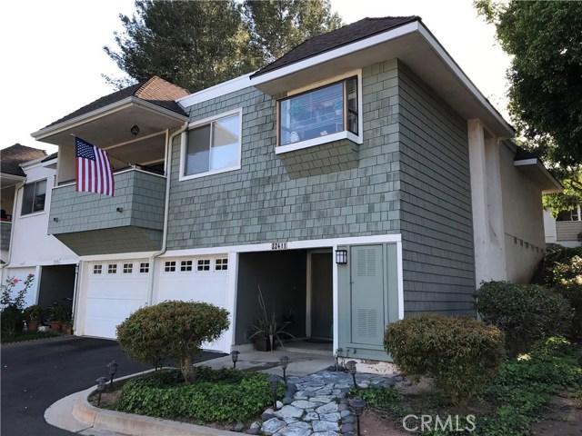 22411 Caminito Tecate Unit 305 Laguna Hills, CA 92653 - MLS #: OC18212536
