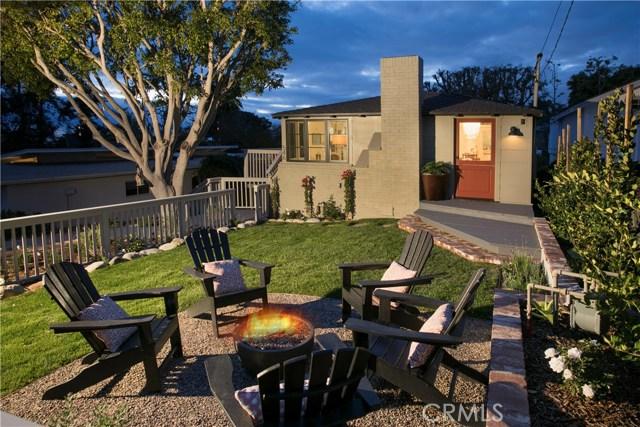 546 Oak Street, Laguna Beach CA 92651
