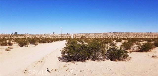 68401 Old Chisholm Trail 29 Palms, CA 0 - MLS #: JT18227365