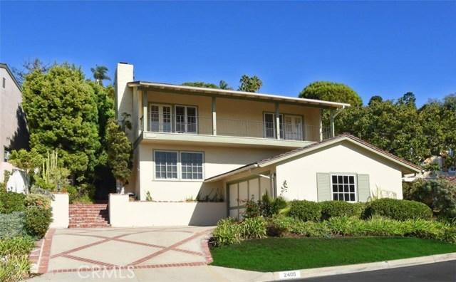 2400 Via Carrillo, Palos Verdes Estates, California 90274, 5 Bedrooms Bedrooms, ,1 BathroomBathrooms,Single family residence,For Sale,Via Carrillo,PV19266927