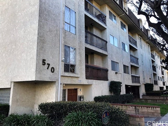 Condominium for Sale at 570 Stocker Street W Glendale, California 91202 United States