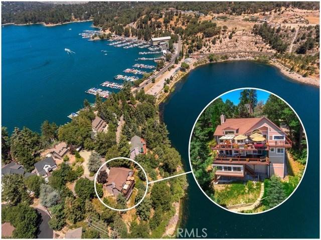 537 Canyon View Drive, Lake Arrowhead, CA 92352
