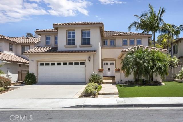 Single Family Home for Sale at 57 Castletree Rancho Santa Margarita, California 92688 United States