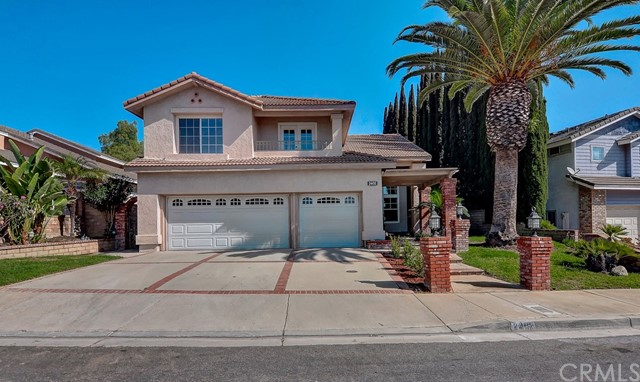 2402 Canyon Terrace Drive, Chino Hills, California