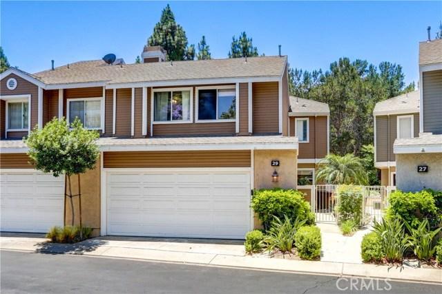 29 Sandalwood 87, Aliso Viejo, CA 92656