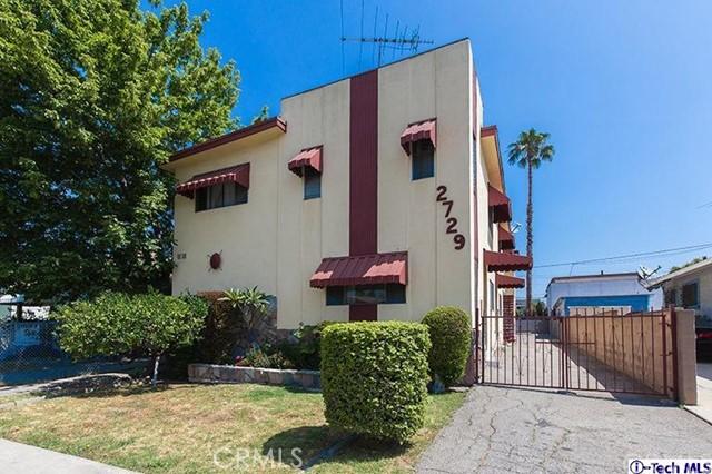 2729 Glassell Street Los Angeles, CA 90026 - MLS #: 317004651