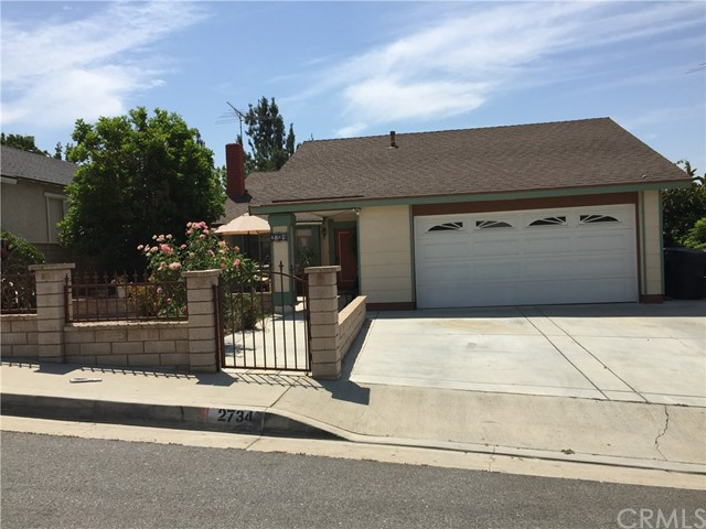2734 E Maureen Street West Covina, CA 91792 - MLS #: PW17162389