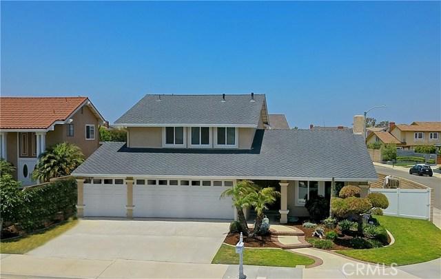 18291  Fieldbury Lane, Huntington Beach, California