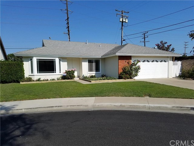 Single Family Home for Rent at 10440 Rexford Court Cypress, California 90630 United States