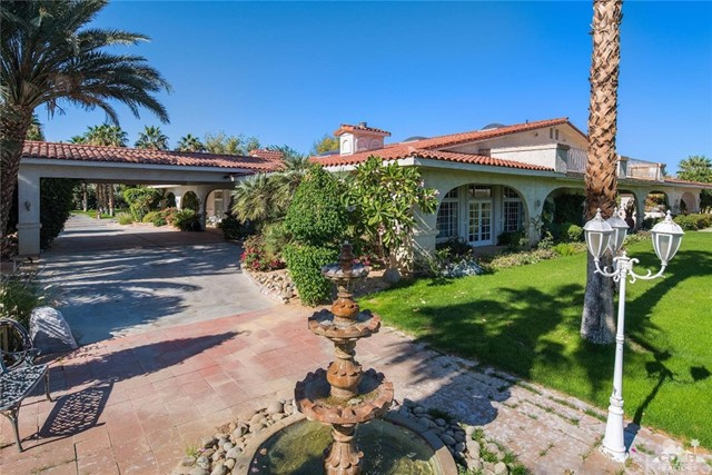 Single Family Home for Sale at 79130 Cliff Street 79130 Cliff Street Bermuda Dunes, California 92203 United States