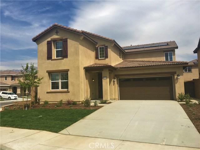 Single Family Home for Rent at 15576 Paprika Lane Fontana, California 92336 United States