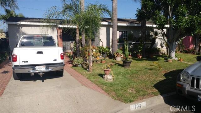 128 S Fonda Street La Habra, CA 90631 - MLS #: PW17137639