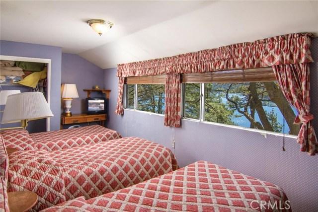 28103 North Shore Road Lake Arrowhead, CA 92352 - MLS #: EV18004629