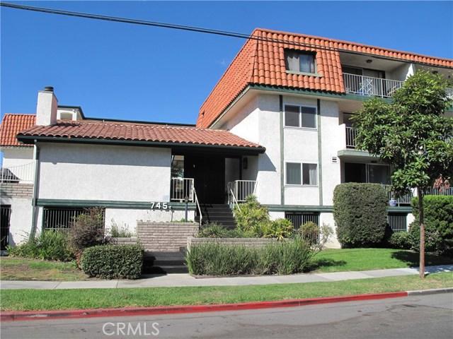 745 Main Street Unit 201, El Segundo CA 90245