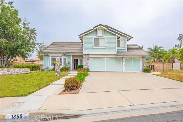 1355  Cascade Avenue, Walnut, California