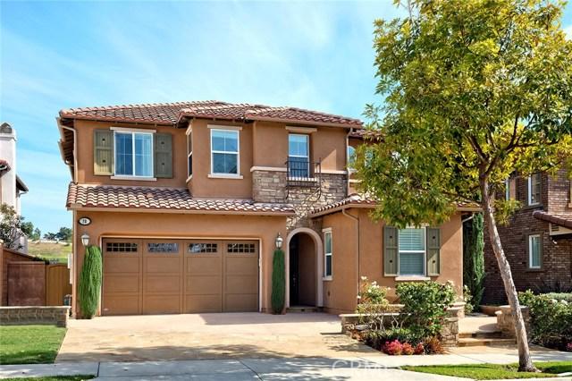 Single Family Home for Sale at 26 Cabrillo Terrace 26 Cabrillo Terrace Aliso Viejo, California 92656 United States