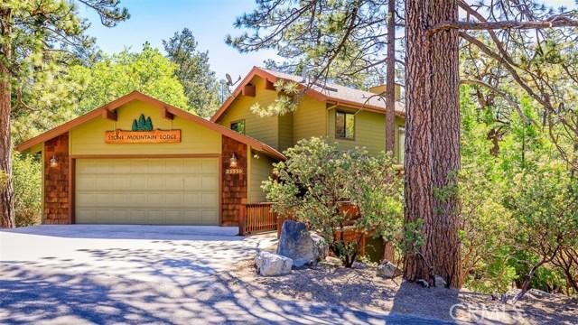 Single Family Home for Sale at 25550 Cedar Glen Drive Idyllwild, California 92549 United States