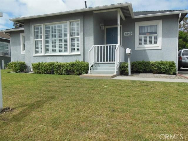 4149 Palo Verde Avenue