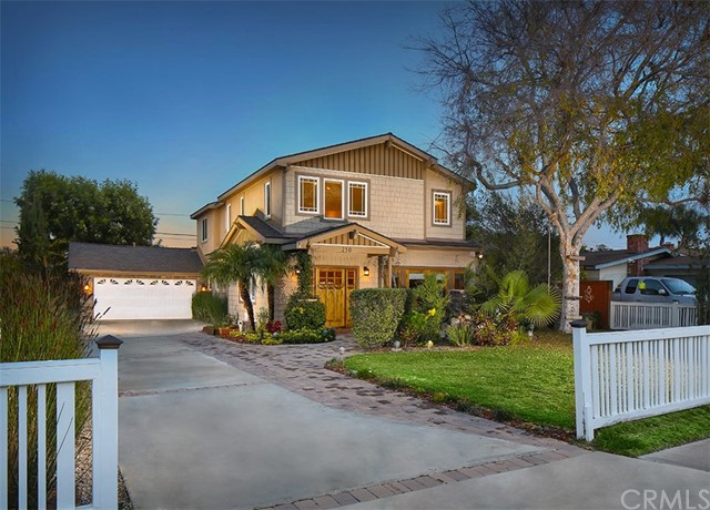 Single Family Home for Sale at 250 Cecil Place Costa Mesa, California 92627 United States
