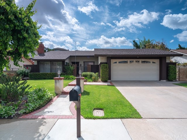 20558  Gernside Drive, Walnut in Los Angeles County, CA 91789 Home for Sale