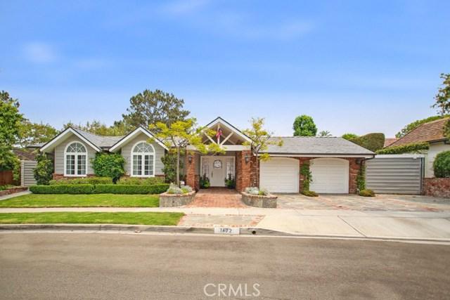 1472 Galaxy Drive Newport Beach, CA 92660
