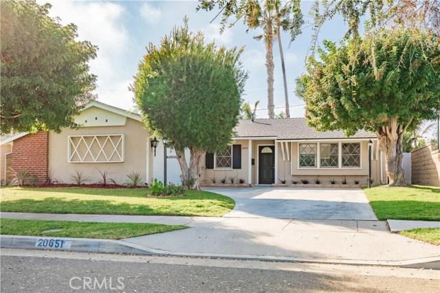 20651 Sandpiper Lane Huntington Beach CA 92646
