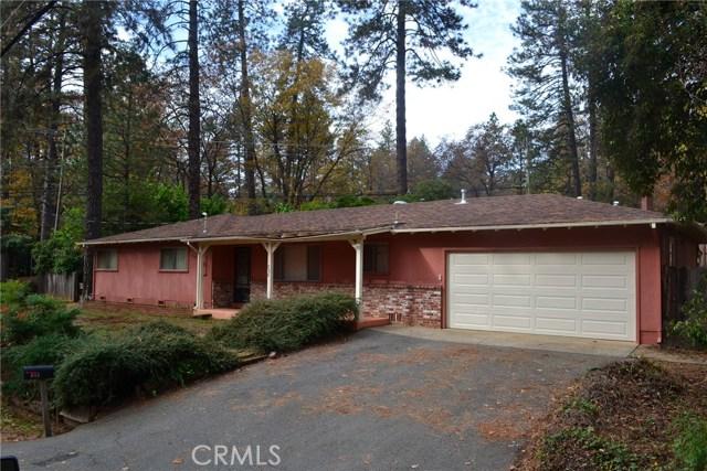 645 Brookhaven Drive, Paradise CA 95969