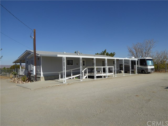Single Family Home for Sale at 19665 Grey Mountain Road El Mirage, California 92301 United States