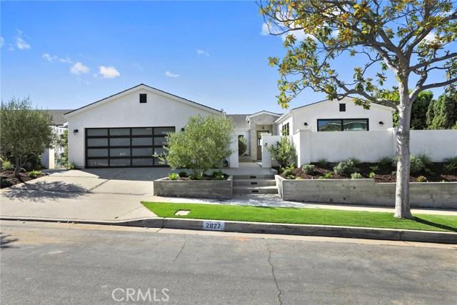 2827 Alta Vista Drive, Newport Beach, CA, 92660