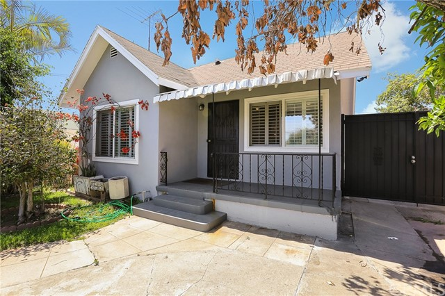 453 S Rowan Avenue East Los Angeles, CA 90063 - MLS #: DW18082113