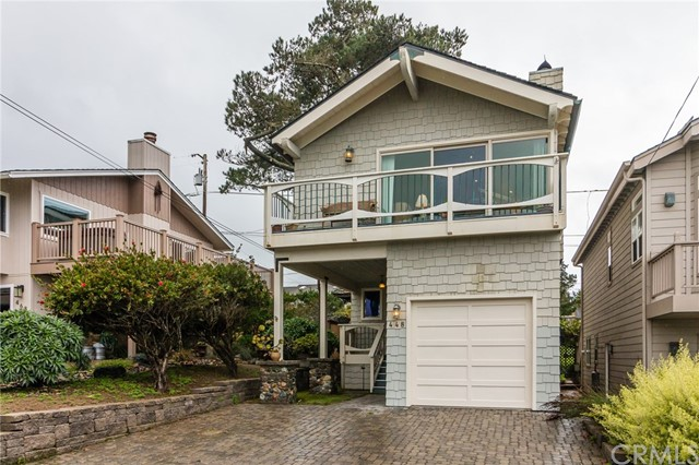 448 Hastings St, Cambria, CA 93428 Photo