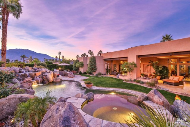 Single Family Home for Sale at 22 Summer Sky Circle 22 Summer Sky Circle Rancho Mirage, California 92270 United States