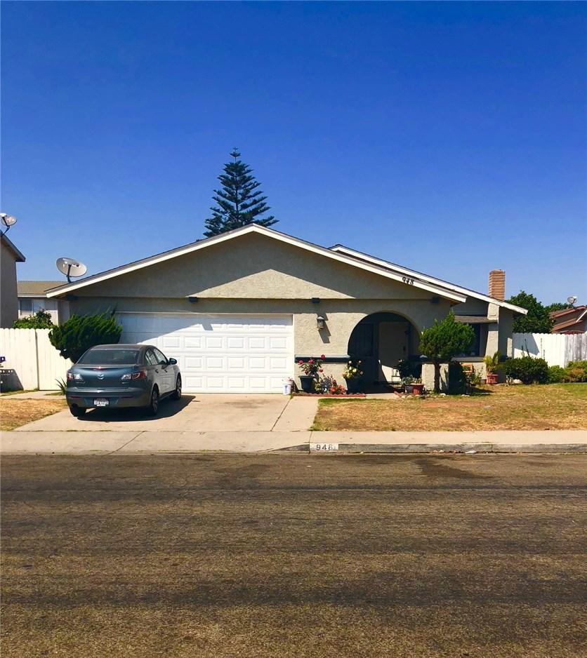 948 Gunner Street Santa Maria, CA 93458 - MLS #: PI18217164