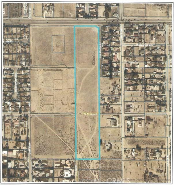 0 Vac/Ave L Pav /Vic 26th Stw Lancaster, CA 93534 - MLS #: AR17181875